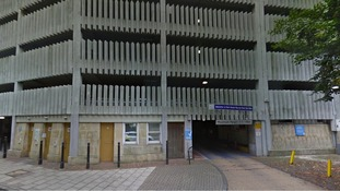The victim was assaulted in Park Street car park, Cambridge,