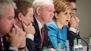Scots and Welsh trying to save UK economy, says Sturgeon