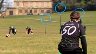 Join a magical game of Quidditch in Loughborough this weekend