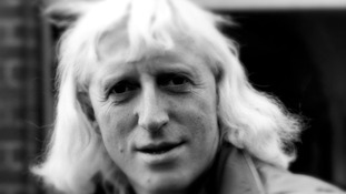 The late Sir Jimmy Savile in 1973
