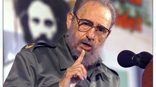 Fidel Castro's death has been announced by his brother