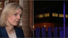 Liz Truss is confident improvements are being made at Bedford Prison.