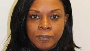 Sandra Stewart, 51, jailed for transferring money from customers' accounts.