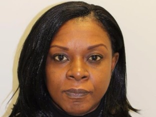 Sandra Stewart, 51, jailed for transferring money from customers' accounts.
