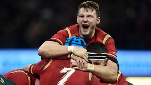 Wales 27-13 South Africa: Autumn International match report