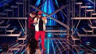 X Factor's Honey G left shaken after stage invasion