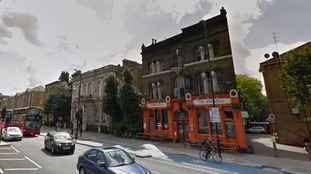 Man and woman charged with attempted murder of police officer in east London