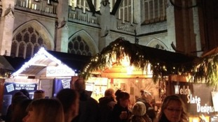 Heading to Bath Christmas Market? Travel advice