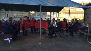 Traditional: Hebden Bridge Brass Band
