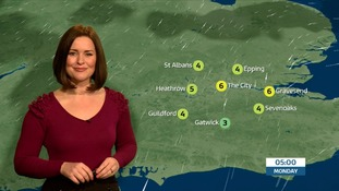 Weather: Gradually brightening up but a damp and murky start tomorrow