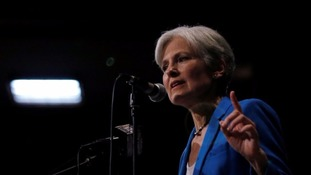 Jill Stein is behind the campaign for a recount in Wisconsin.