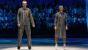'Holocaust on ice' dance in Russia causes outrage