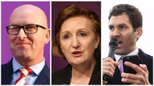 North West MEP Paul Nuttall won the leadership contest with more than 62% of the vote.