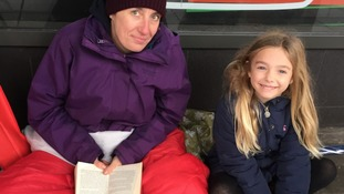 The 6 year old saving up her pocket money to help the homeless