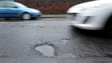 More than 170,000 potholes in the North West will be fixed in 2017/18.