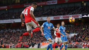 Arsenal forward Theo Walcott: Goals will mean I get coffee machine