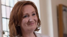 Suzanne Evans came second in the Ukip leadership race.