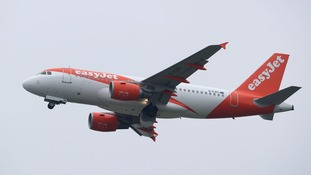 EasyJet plane makes emergency landing shortly after takeoff