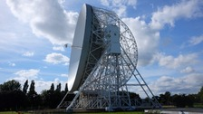 "The Communities Secretary said the development would ""impair the efficiency of the radio telescope"""