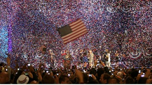US election in pictures