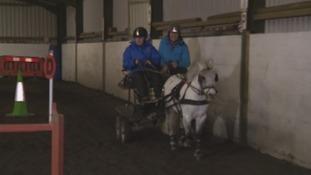 Disabled riding school enjoys Sports Scotland grant