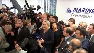 Marine Le Pen's