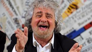 Beppe Grillo,