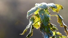 The Met Office is warning of a greater risk of a cold start to winter than normal.