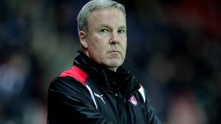 Rotherham United manager Kenny Jackett