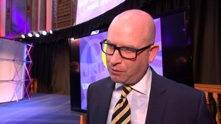Ukip leader Paul Nuttall: Europe facing immigration of 'biblical proportions'