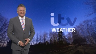 Overnight weather forecast with Jon Mitchell