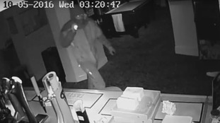Police CCTV appeal after burglars steal thousands of pounds