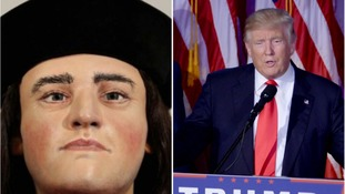 Donald Trump invited to visit King Richard III after family links discovered