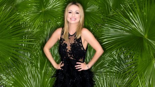 Ola Jordan has left the jungle