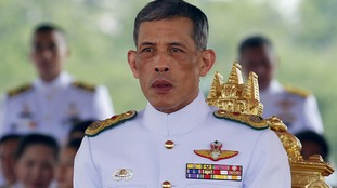 Thailand set to appoint crown prince as next king