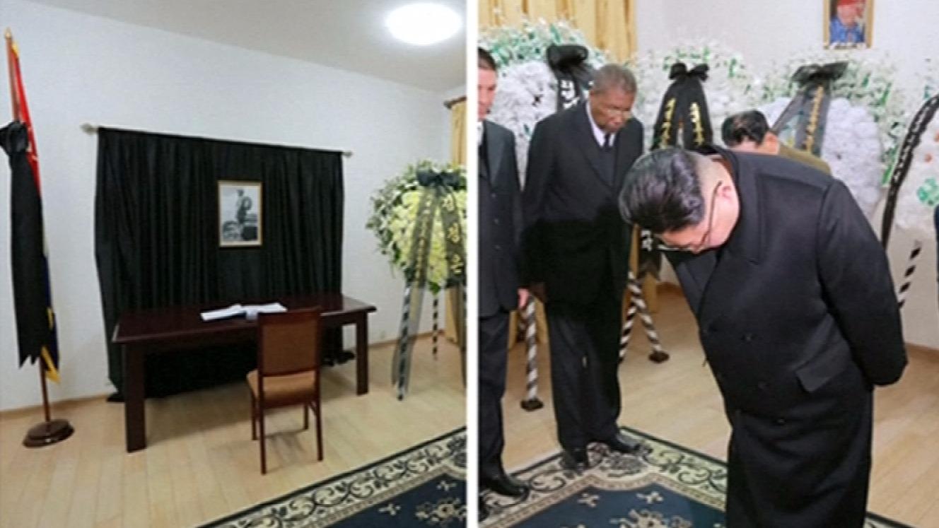 Cuba In National Mourning For Former Leader Fidel Castro Itv News # Muebles Heve Castro