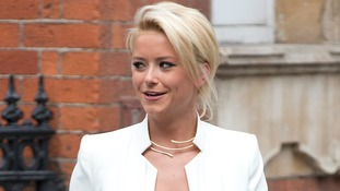 Made In Chelsea star suspended over 'white substance' video