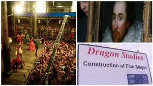 Big budget American TV series on Shakespeare being filmed in Wales