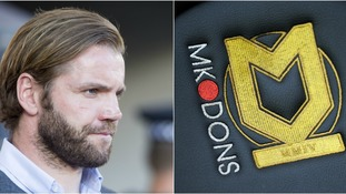 Who is prospective new MK Dons manager Robbie Neilson?
