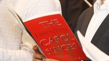 Carol singers will raise money for charity this Christmas