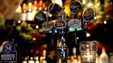 Average person spends nine months of their life in the pub