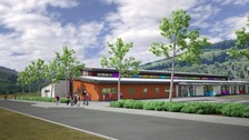 plans for the new Community Primary School