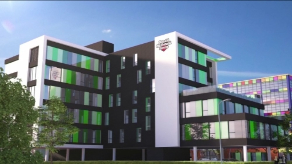 New Children's Hospital for Southampton | Meridian - ITV News