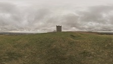 Rivington Pike against cloudier skies  ADRIAN LITTLE of Wigan