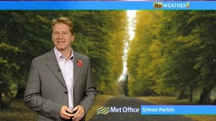 Simon's Wednesday forecast