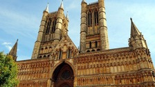 The £38,000 funding will be used to carry out urgent repairs to the Cathedral's pinnacles