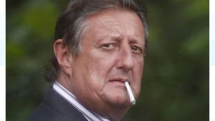 Newcastle United say they will not work with Eric Bristow again after he tweeted about the football abuse scandal