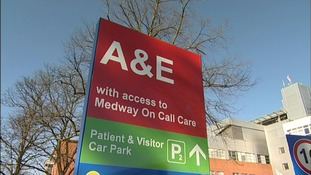 Inspectors visit Kent hospital in special measures for three years