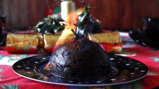 Rise in cost of Christmas pudding blamed on Brexit