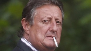 Former darts world champion Eric Bristow dropped as TV pundit